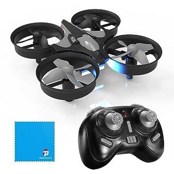 Redpawz H36 Mini RC Drone Mini UFO 2.4G 4 Canales 6 Eje Modo ...