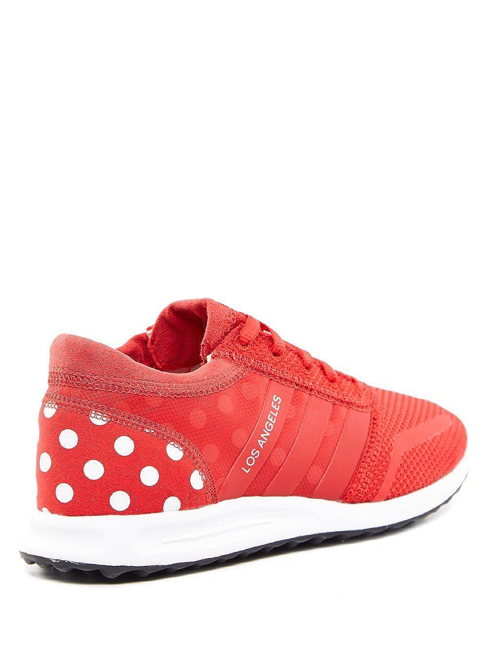 adidas Sneaker Damen Schuhe AF4306 LOS Angeles W Sneaker ROT