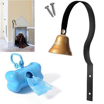 Amazon Dog Bell Styddi Potty Training Bell Doorbell For