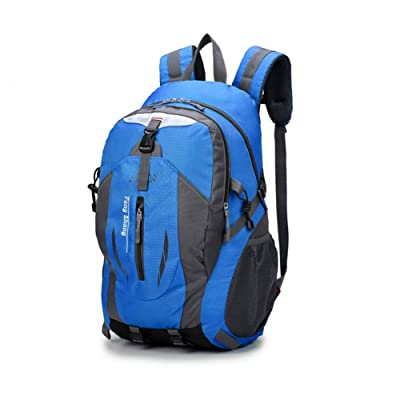 angel3292 Lightweight Waterproof Outdoor Shoulder Bag Hiking Climbing Backpack