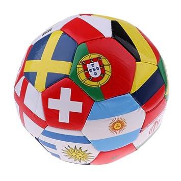 CUTICATE Balón De Fútbol Balón De Fútbol Tamaño 5 para Regalo De ...