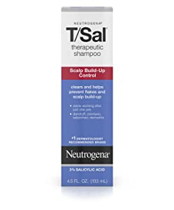 NEUTROGENA T/SAL SHAMPOO 965 4.5 OZ