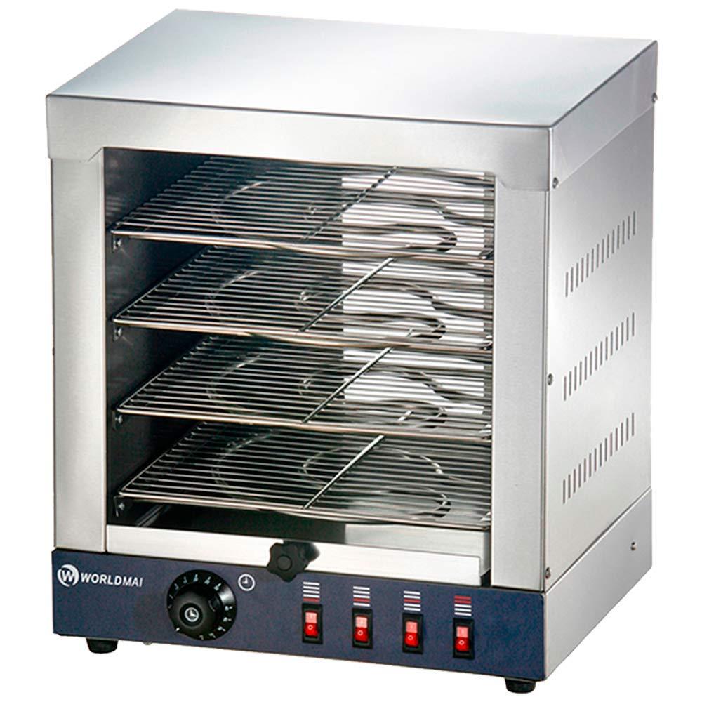 MBH - Horno pizza profesional eléctrico: Amazon.es: Hogar