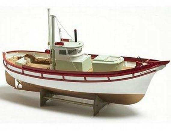 Amazon.com: Monterey Barco de pesca – Modelo Ship Kit de ...