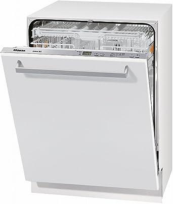 Miele G 4263 SCVI Active Geschirrspüler Vollintegriert Mit Besteckschublade  / A+ / 299 KWh / 14 MGD / 3780 L / Edelstahl: Amazon.de: Elektro Großgeräte