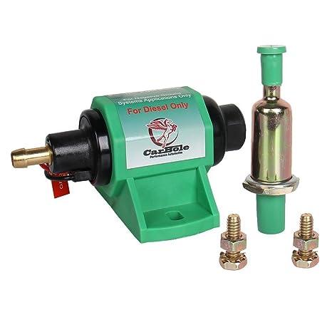 Amazon.com: Universal Electric Fuel Pump, 12 V 5/16