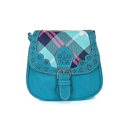 c85fdb343a5f Cyber Deals Monday Deals Sales 2018-Handicrafts Leopard Women's Saddle Bag  Vintage Style Genuine Leather Cross Body Shoulder Bag Handmade Purse for ...
