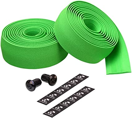 New Ciclovation Bar Tape with Velvet Touch 30 mm x 2000mm Black Blue