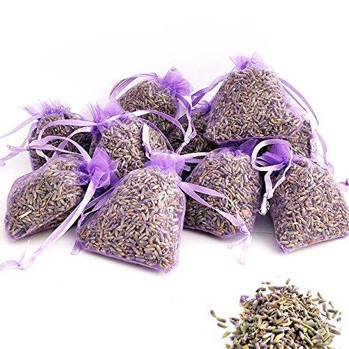 Provence Lavender - Olilly #1 on AMZ France - 12 Sachets of Lavender from French Provence (Violet, 12 Sachets)