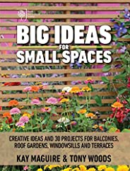 Big Ideas for Small Spaces: Creative Ideas and 30 Projects for Balconies, Roof Gardens, Windowsills and Terrac