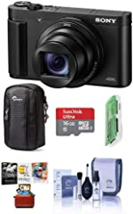 Sony Cyber-Shot DSC-HX99 18.2MP Compact Digital Camera with ZEISS 24-720mm Zoom