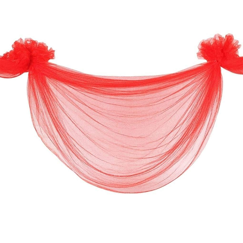 OmkuwlQ Wedding Car Valance Party Decoration Backdrop Flower Balls Stairs Handrail Table Decor Photography Props