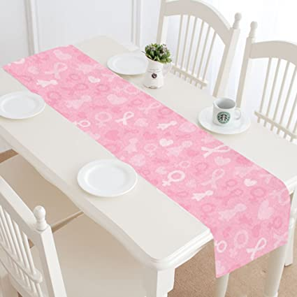 Amazon Com Interestprint Breast Cancer Awareness Pink