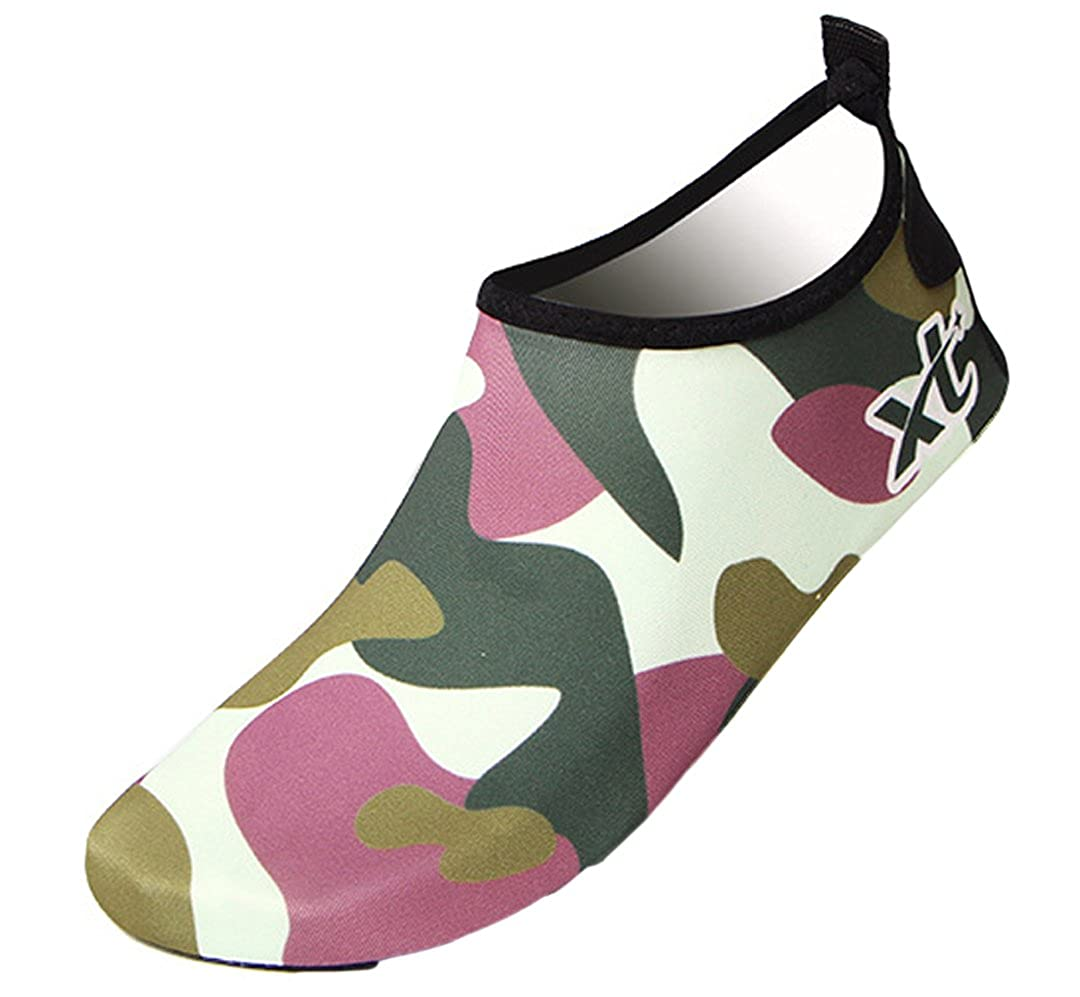 Toddler//Little Kid iDuoDuo Boys Girls Outdoor Camouflage Water Shoes Quick Dry Home Barefoot Socks
