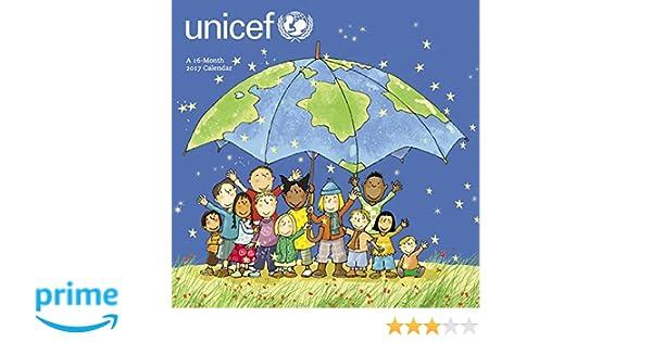 UNICEF Wall Calendar (2017): Day Dream: 0038576315877: Amazon.com ...
