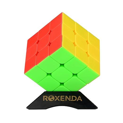 3 opinioni per MoYu YJ YONGJUN YuLong Speed Puzzle Magic Cube Stickerless + a Cube Tripod Moyu