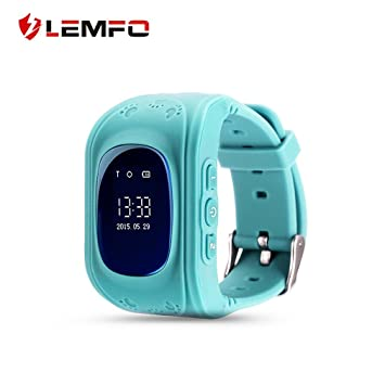 Anti Montre Enfants Maistore Gps Tracker Smartwatch Intelligente Q50 SpMGUVqz