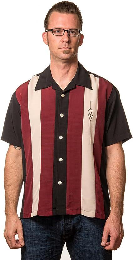 Steady - Camisa casual - para hombre negro Small: Amazon.es: Ropa y accesorios