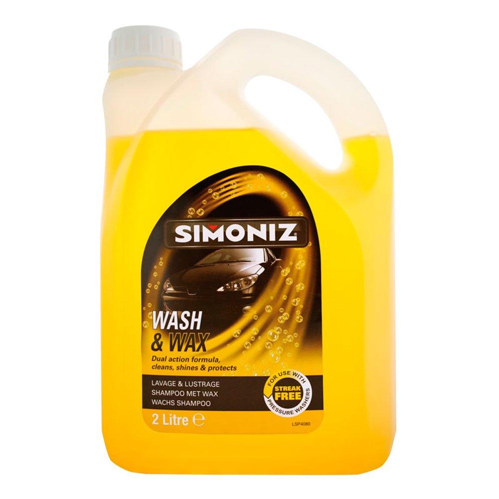 Simoniz 1831512 Wash and Wax 2L Holt Lloyd International Ltd B000X29B64