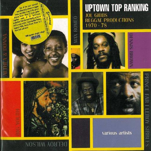 Uptown Top Ranking: Joe Gibbs Reggae Productions, Vol. 1 [Vinyl]