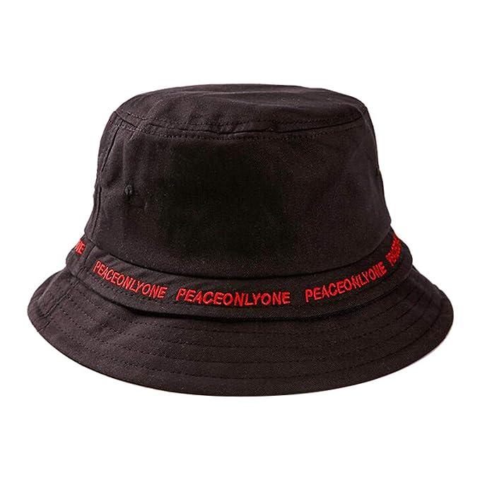 TUDUZ Unisex Sombrero Cómodo Lavabo Sombrero Sombrero De Pescador ...
