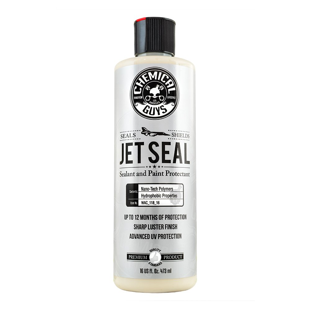 Chemical Guys WAC_118_16C12-12PK JetSeal Anti-Corrosion Sealant and Paint Protectant (16 oz) (Case of 12)