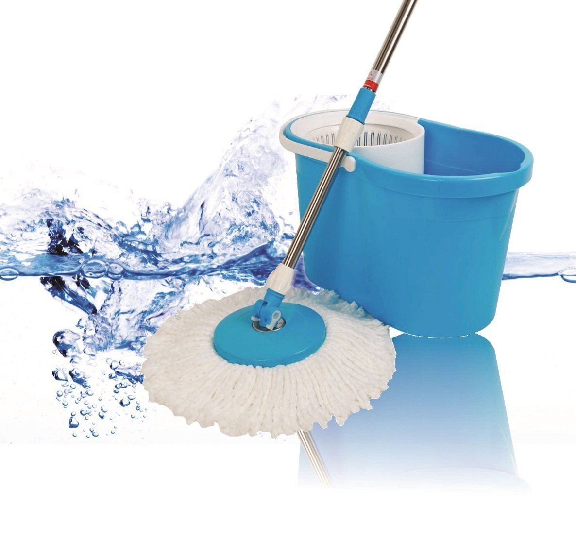 of new bucket vileda perfect on floors a spin system thorough for put the cleaner any pin flooring type with mopping easywring mop floor cleaning