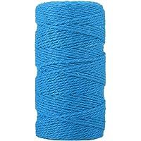Yumi V 100m Cuerda de Yute Azul Cuerda