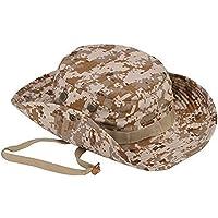 Emorias 1 Pcs Sombrero de Pescador Camuflaje Gorra