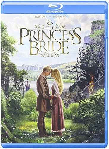 Halloween Princess Quotes (The Princess Bride [Blu-ray])