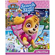 Nickelodeon Paw Patrol - Search with Skye - Look and Find