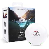 $99 » JOYLOG Fish Finder Portable Wireless Bluetooth Smart Sonar Depth Finder with APP for Kayak…