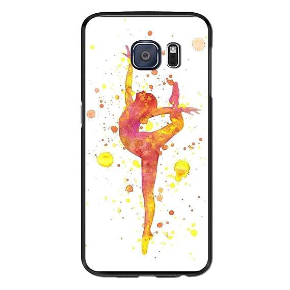 Amazon.com: S6 Edge Case Yoga - Case for Galaxy S6 Edge ...