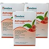 Himalaya Ashvagandha Men's Wellness Tablets (60 Tablet) Pack Of 3