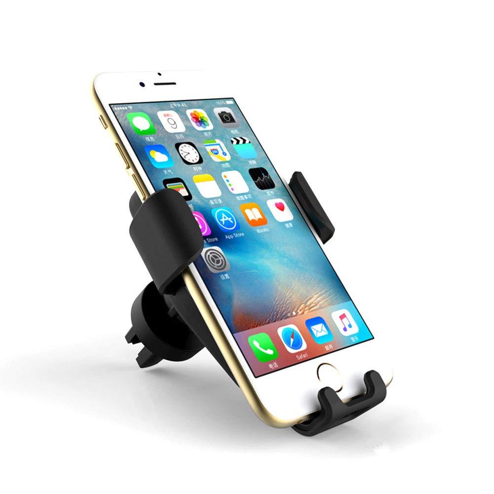 Car Wireless Charger Q12 Mobile Phone Bracket ST10W Fast Charging Navigation Bracket Hand Machine Universal Adjustable position-blackbaremetal10W Audio & Video Accessories Car Electronics Accessories