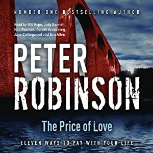 The Price of Love Audiobook