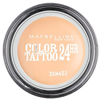 Maybelline color tattoo 24hr in 40 permanent taupe dress