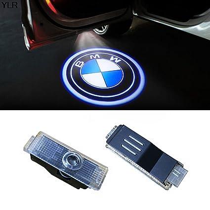 znystar 2pcs coche lámpara de proyector de LED puerta fantasma ...