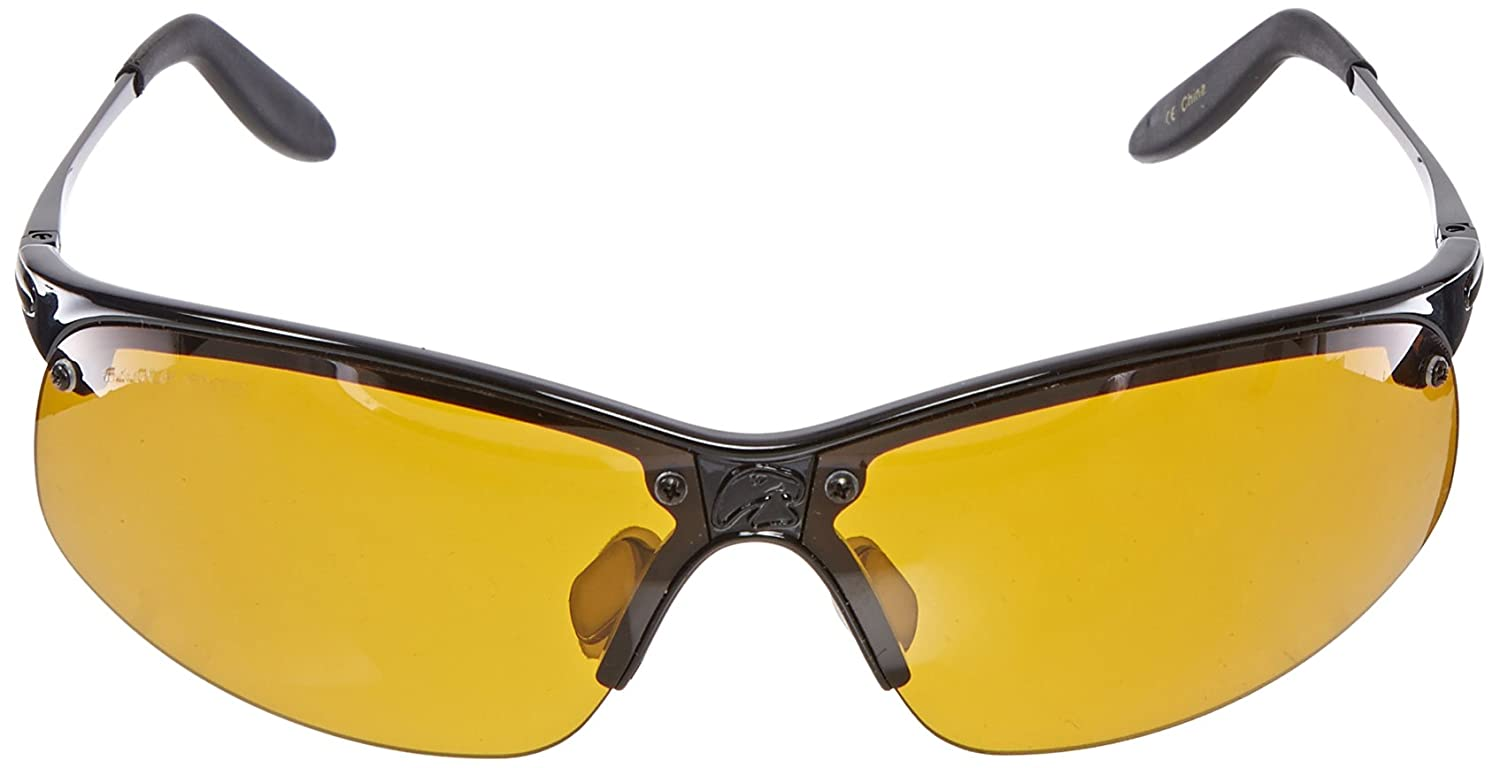e6bdc7115a58 Amazon.com  Eagle Eyes Polarized Sport Sunglasses - The PanoVu Style   Clothing