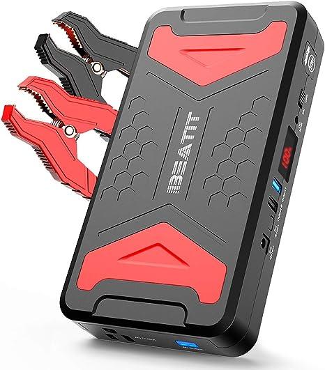 Amazon.com: BEATIT QDSP 2200Amp Peak 12V Arrancador de ...