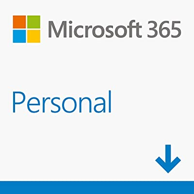 Microsoft 365 Personal | Software para 1 PC/MAC |1 tableta incluyendo iPad/Android/Windows, además de 1 teléfono