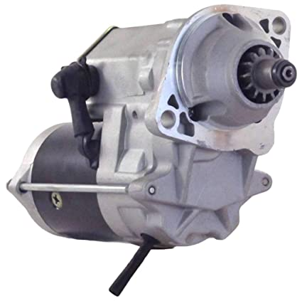 STARTER MOTOR FITS FORD 6.9L 7.3L DIESEL ENGINE WITHOUT TURBO 228000-8410 228000