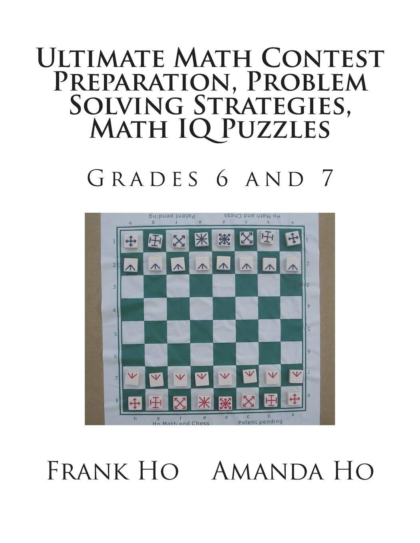 Ultimate Math Contest Preparation, Problem Solving Strategies, Math ...