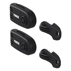 Thule 986000 Wheel Straps Locks