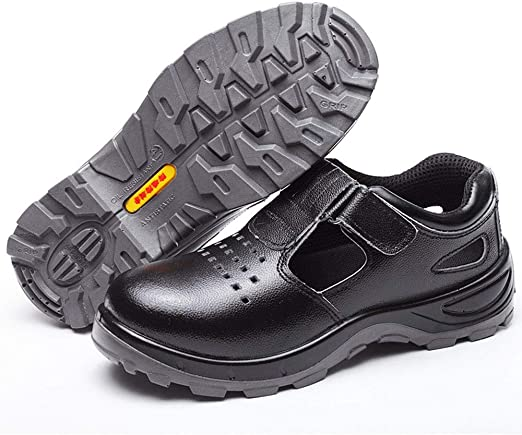 N.Y.L.A. Breathable Safety Work Sandals