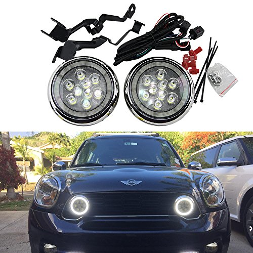 R56 Led Fog Lights - 3
