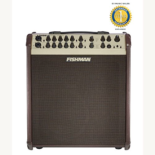 Fishman Loudbox Performer 180W Acoustic Combo Amplifier with 1 Year Free Extended Warranty by Fishman