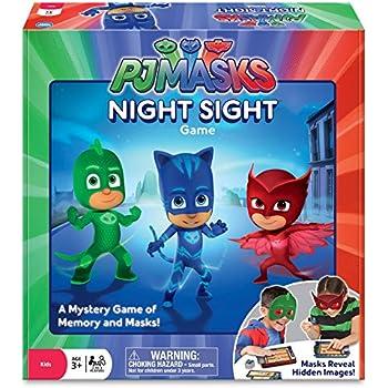 Amazon.com: Wonder Forge PJ Masks Surprise Slides Game: Toys ...