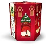 B Natural Festive Delight 3L Lantern Gift Pack with LED light