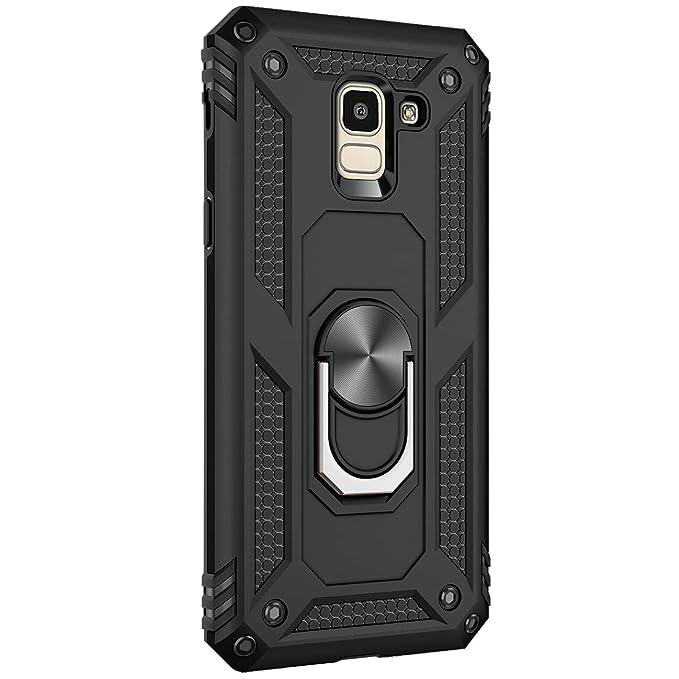 Amazon.com: Carcasa rígida para Samsung Galaxy J6 2018, de ...